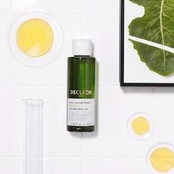 Decleor Flasche in grün